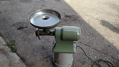 Hobart Model 4612 Meat Grinder with Feed Tray (LOCAL PICKUP ONLY)