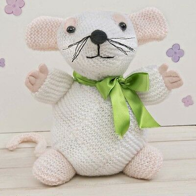 Twilleys Linnypin Collection Soft Toy Making Kit 0506 Monty Mouse