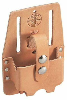 KLEIN TOOLS 5195 Tape Measure Holder, Leather POUCH