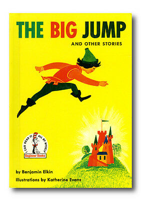 Dr Seuss THE BIG JUMP AND OTHER STORIES hardcover 1961 Benjamin Elkin