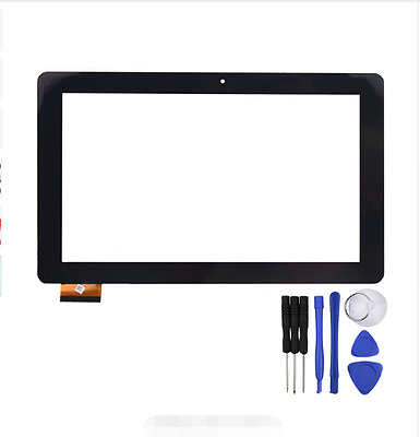 10.1 inch Touch Screen Digitizer Replacement For Tablet iGet SMART S100 +tool