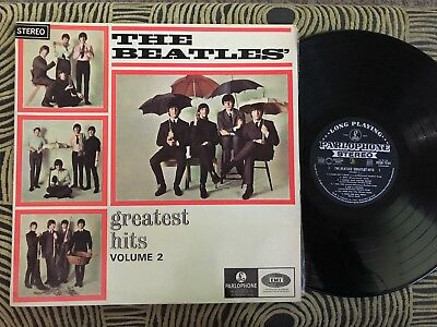 The Righteous Brothers Lp Greatest Hits Vol 2 Aud