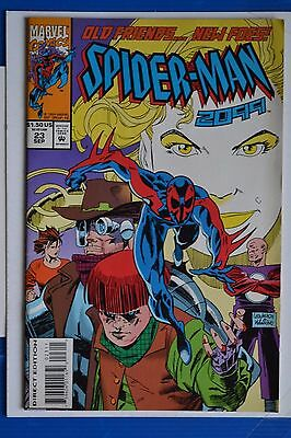 Spider-Man 2099 # 23 : Very Fine- : Sep 1994 : Marvel Comics. {Comic Books}