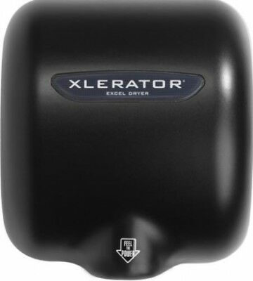 Best Buy Turbo Xlerator Hand Dryer Quick Drying in Black Matte - Hand Dryers