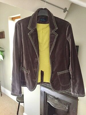 Olympus ladies jacket size 14 picclick uk for Boden yellow coat