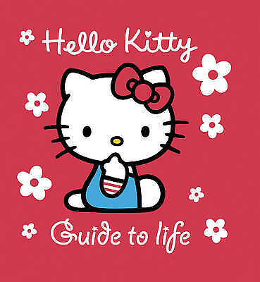 NEW  HELLO KITTY - GUIDE TO LIFE  A5 Hardback