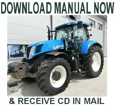 Ford 2000 / 3000 Tractor (1965-1975) factory Ford repair service manual on CD