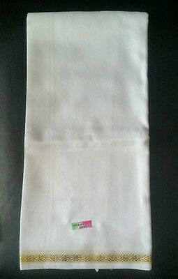 Men's Dhoti,  4.5 Meters,  Indian Fashion