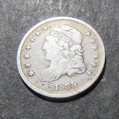 1835 Capped Bust Half Dime **