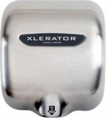 Best Buy Xlerator 10-15 Seconds Quick Dry Hand Dryer - Brushed Stainless Steel