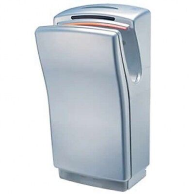 Bradley - Australia 220-700A - Infrared Dual Jet Hands-In Hand Dryer - Silver