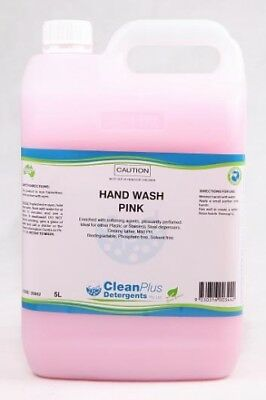 Best Buy Luxury Liquid Hand Soap Solvent Free Pink Cleanser - 20 Litre Refill