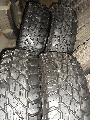 Set Of 4 Cooper St-Max 235/85R16-Near New 4X4 Tyres 2358516