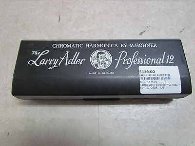 The Larry Adler Professional 12 by M.Hohner Harmonica  147509