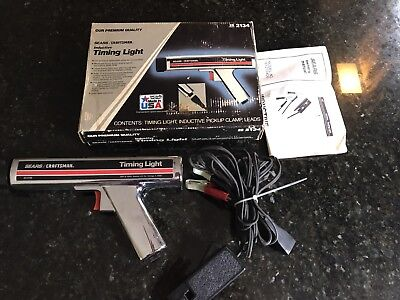 Sears Craftsman Inductive Timing Light 2134