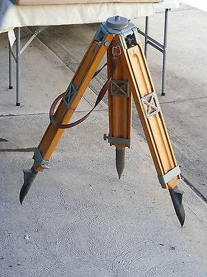 Vintage surveyors tripod