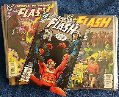 The Flash (1987) #164-#196, #198, #200-#230 - Geoff Johns issues! High Grade!