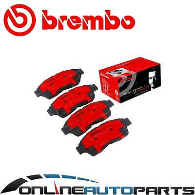 Brembo Front Disc Brake Pads Set for Toyota Camry SDV10 SXV10R SXV20R 1993-2002