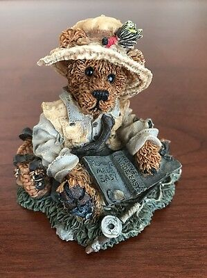 Boyds Bears, Otis...The Fisherman, NIB
