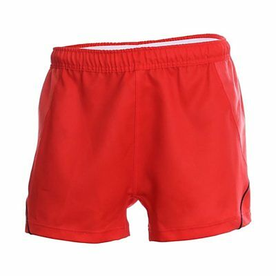BLK Sport Toulouse Rugby Away On Field Shorts