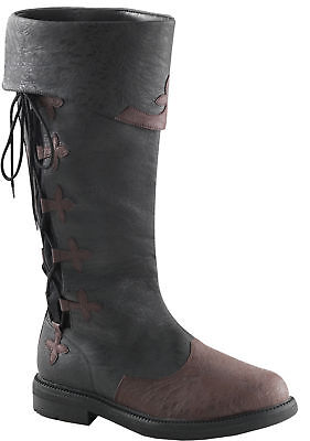Captain Brown Adult Boots,