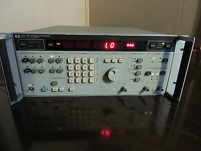 Hewlett Packard HP 3326A Two Channel Synthesizer