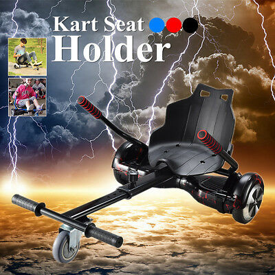 Adjustable Kart Seat Holder Bracket For 6.5'' 8'' 10'' Go-Kart Balance Scooter