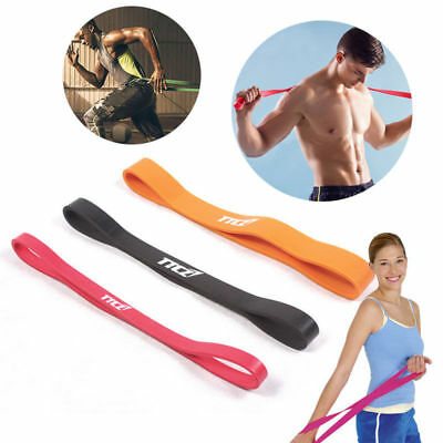 Fitness Elastic Band Stretching Resistance Crossfit Yoga Rubber Sport loop Ring