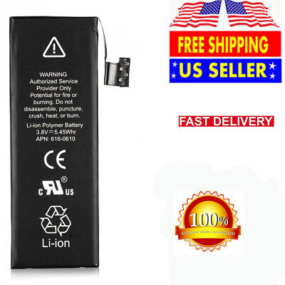 for Apple iPhone5 Genuine Oem 1440mAh 3.8V Replacement Internal Battery