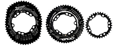 Package / 5G NANO Set + 2G Outer / DOVAL Chainring BCD110
