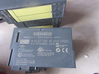 1PC NEW IN BOX Siemens Input Module 6ES7138-4FA04-0AB0  free shipping