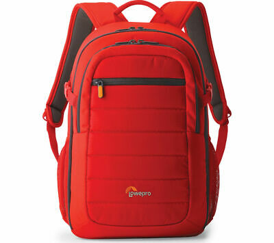 LOWEPRO Tahoe BP 150 DSLR Camera Backpack – Mineral Red - Currys