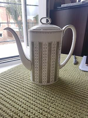 Susie Cooper Wedge Wood Coffee Pot