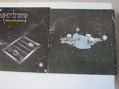 Supertramp - Crime of the Century LP