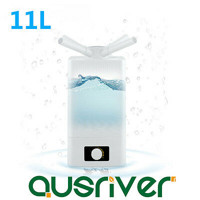 11L Large Volume Air Humidifier Purifier Atomizer Commercial Industrial Grade