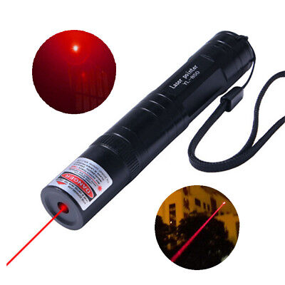 Professionell 0.5mw 650nm Red Laser Pointer Rot Laserpointer Pen Sichtbar Strahl