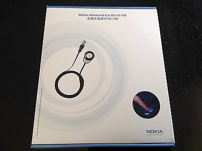 Brand New Nokia Ck-7W Advanced Bluetooth Car Kit