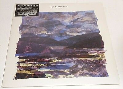 John Martyn Sapphire 2015 Island New & Sealed Double Lp Expanded Edition