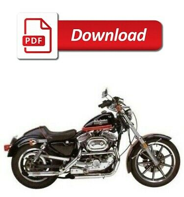 1959 - 1969 Harley-Davidson XLCH Sportster factory repair