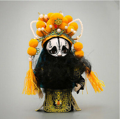 Beijing Opera Facial Doll Chinese Gift  Title Adopted by Xiang Yu