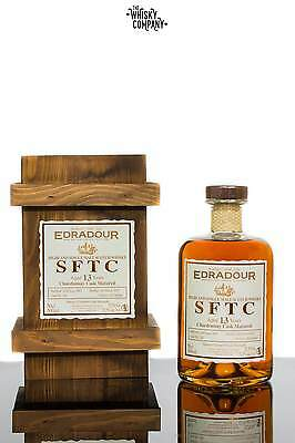 Edradour SFTC Aged 13 Years Chardonnay Cask Matured Single Malt Scotch Whisky