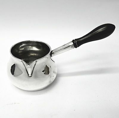 George I Silver Brandy Pan Made by WILLIAM FLEMING, London 1724. Stock ID 8952