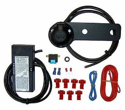 Tow Bar Multiplex Single Wiring Kit 12n With 7 Way By Pass Relay