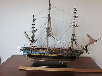 "Tall Ship  Model ""Surprise"" Napoleonic Era"