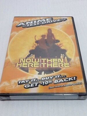 Now and Then Here There (DVD,2001) New & Sealed