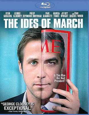 The Ides of March (Blu-ray Disc, 2012) New & Sealed