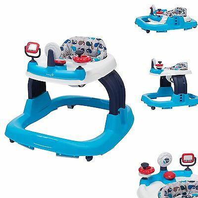 Infant Baby Boy Activity Walker Jumper Bouncer Walk Stand Activity Seat 12 Songs