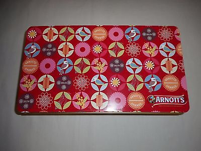 Arnott's  Biscuit Tin '' When It's Time To Refill Your Bikkie Tin ''