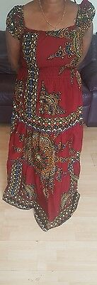 Beautiful African Print dress