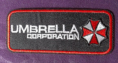 Umbrella Corporation Resident Evil Logo Strip Logo Sci-Fi Horror Diy